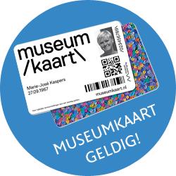 Museumkaart geldig