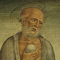 De heilige Hieronymus als boetedoener