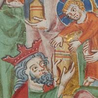 Handschrift: Getijdenboek