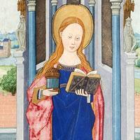 Handschrift: Missaal voor het Maria Magdalenagilde