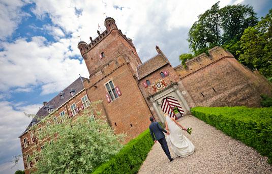 Bruiloft Huis Bergh