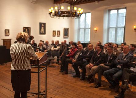 Zakelijke Bijeenkomst Habsburgerzaal