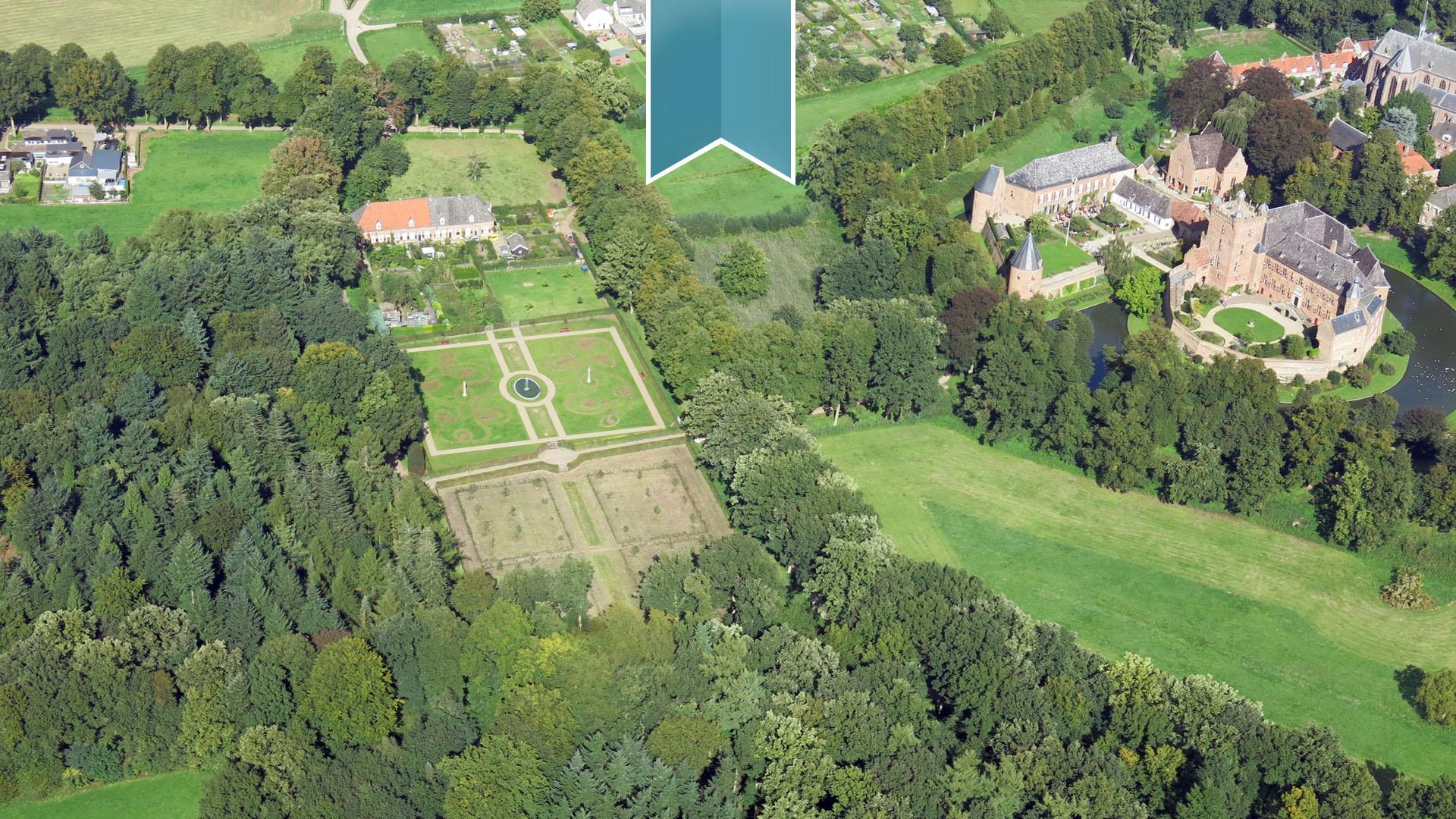 Kasteel Huis Bergh   Het grootste kasteel van Nederland