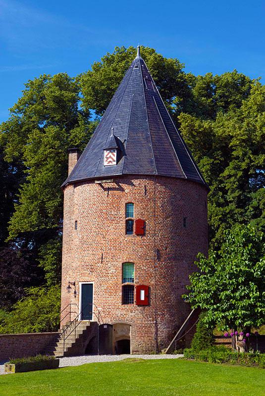 Ronde Toren Huis Bergh