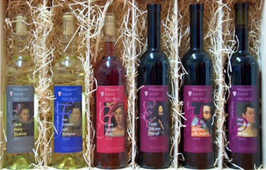 Speciale Wijnen Huis Bergh