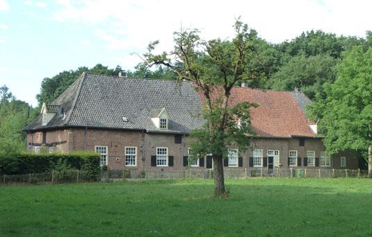 Kaatsbaan in de Plantage