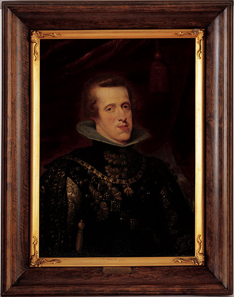 Filips IV, koning van Spanje