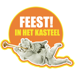 Logo Feest in het kasteel