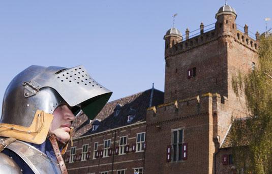 Welkom in de Middeleeuwen Dolle Graaf