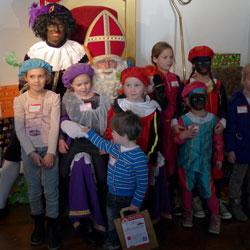 Sinterklaas Huis Bergh